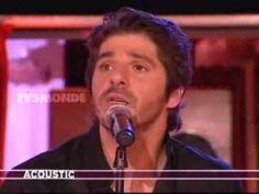 Patrick Fiori - Si tu revenais (acoustic)