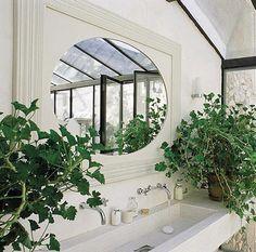 Betoverende badkamer gerestaureerde wijnmakerij | Inrichting-huis.com