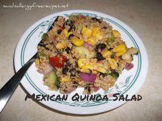 Mexican Quinoa Salad  on MyRecipeMagic.com