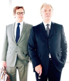 Alan Rickman and Colin Firth 'Gambit'