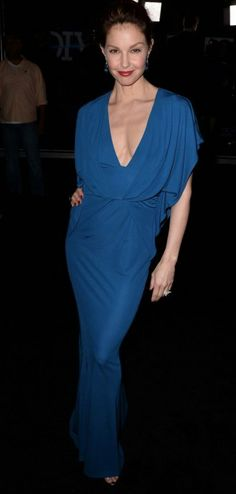 Ashley Judd - 'Divergent'  in L.A.!
