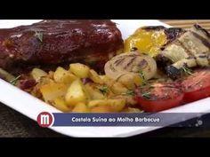 Mulheres - Costela suína ao molho barbecue (02/12/15) - YouTube
