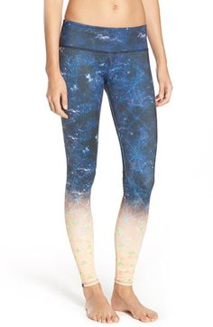 Onzie Graphic Long Leggings available at #Nordstrom