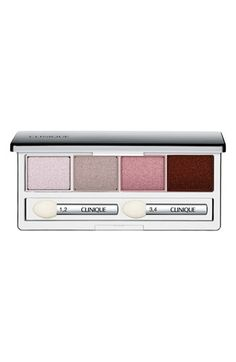 Clinique 'All About Shadow' Eyeshadow Quad in morning java or teddy bear $28