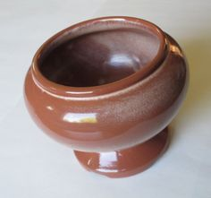 New to lingerawhile on Etsy: Frankoma Pottery Desert Sand Planter (16.00 USD)