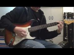 How to set up your Fender Stratocaster with Kip Bradford - YouTube