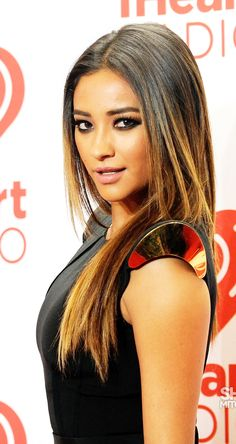 Shay Mitchell... She is gorgeous!