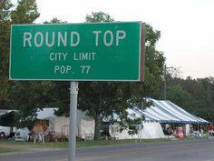 Round Top, TEXAS