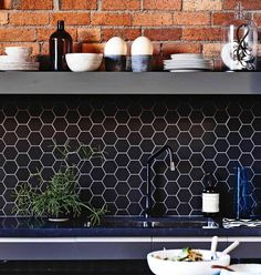 Its a Hex love affair #hexagon #hexagonal #decor #colour #stone #marble #granite #porcelain #ceramics #bathroom #flooring #floor #tiling #interior #exterior #design #finishes #house #home architecture #melbourne #shop #trade #retail #commercial #decoration #love #l4l #f4f #likeforlike #followforfollow