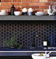 Its a Hex love affair #hexagon #hexagonal #decor #colour #stone #marble #granite  #porcelain #ceramics #bathroom #flooring #floor #tiling #interior #exterior #design #finishes #house #home architecture #melbourne #shop #trade #retail #commercial #decoration #love #l4l #f4f #likeforlike #followforfollow