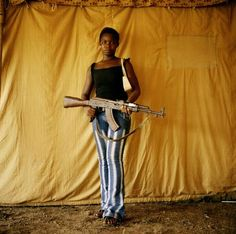 Liberia. 2004. Photo by Tim Hetherington, who produced the film Restrepo about young men at war in Afghanistan. I earlier placed the Liberian war movie Johnnie Mad Dog alongside Restrepo. Deserving study together.