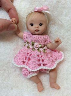by Christineooaks Miniature Art Dolls