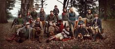 Tommy Hilfiger FW 2012 Campaign