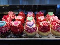 Loving Valentine's Day! Puffy Muffin Dessert Bakery and Restaurant - www.puffymuffin.com
