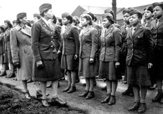 Women too, yeah that's right. African-American women have played a role in every war effort in U.S. history.