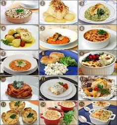 PANELATERAPIA - Blog de Culinária, Gastronomia e Receitas: Especial Bacalhau