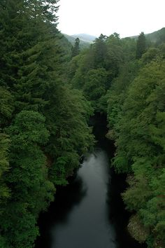 River in Scotland