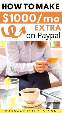 How to get free paypal money fast and easy. Free Money Now, Make Money Fast Online, How To Get Money, Make Money From Home, Earn Extra Cash, Making Extra Cash, Life Tips, Life Hacks, Apps That Pay You