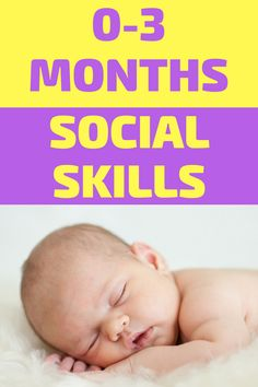 Newborn Social Skills: Everything you need to know about newborn social skills! Simple ideas and newborn activities to encourage social skills. Baby checklist included to keep track of your baby's development! #Newborns #Parenting #Mom #Momlife #Tips #Babytips #Babyskills