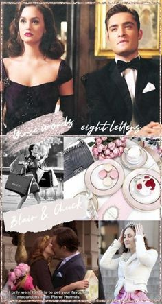 Gossip Girl Quotes Chuck And Blair Wallpaper 20 Ideas