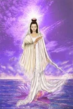 by Edith Boyer-Telmer Dear Friends, some days ago a season of articles around the violet flame of the Ascended Master Saint Germain started coming to me. It continued with combining the masters too…