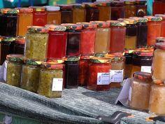 Cuisine maison, d'autrefois, comme grand-mère: Recette de confiture de rhubarbe, ananas, orange aux épices