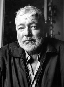 """""""When writing a novel a writer should create living people; people not characters. A character is a caricature."""" ~ Ernest Hemingway"""