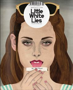 Little White Lies, an independent bi-monthly film magazine (Sept/October 2012 issue)