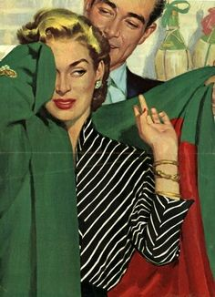 «A Real Gentleman», Roswell Keller (1915-1975)