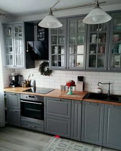 10 designs that are perfect for your small kitchen # kitchen faucets # kitchen lighting # kitchen . - 10 designs that are perfect for your small kitchen # kitchen taps # kitchen lighting # kitchen … - Beautiful Kitchen Designs, Modern Kitchen Design, Beautiful Kitchens, Interior Design Kitchen, Diy Interior, Minimal Kitchen, Coastal Interior, Contemporary Kitchens, Bohemian Interior
