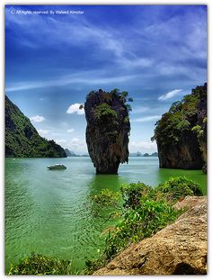 Thailand Travel, Asia Travel, Phuket Thailand, James Bond Island Thailand, Ao Phang Nga National Park, Koh Yao Yai, Natural Structures, Island Beach, Far Away