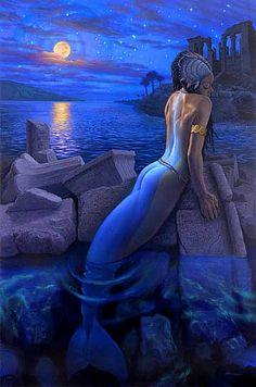 African mermaids