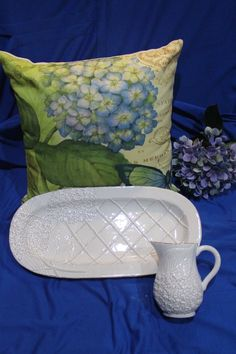 #nikko #blue hydrangeas & #hydrangea accessories at our Boutique; The Barn Nursery 032616