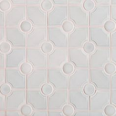 Quartet Tile - Robert A.M. Stern Collection by Walker Zanger and Robert A M Stern Architects