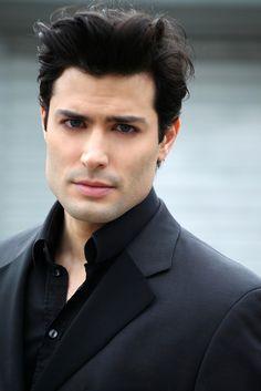 Fedon Kefaleas, Greek Actor/ Greek Television Show Host, and model