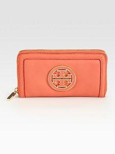 Tory Burch - Amanda Zip-Around Wallet - Saks.com