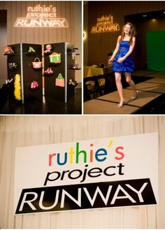 1000 Images About Project Runway Party On Pinterest