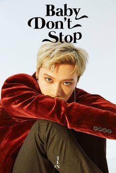 #NCT #TEN #BABY_DONT_STOP