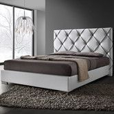 Found it at Wayfair - Sonoma Upholstered Panel Bed