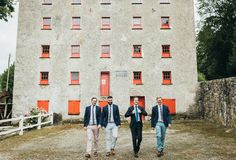Iconic Horetown House wedding of Olivia and Ivan. Extraordinary fun-filled day from one of most unusual wedding venue in Wexford, Ireland. Create Picture, Galway Ireland, Engagement Photography, Dublin, Groomsmen, Documentaries, Photo Ideas, Portrait, Pictures
