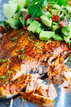 ~~Chipotle Lime Salm