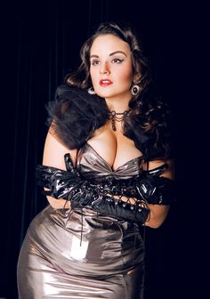 Alice Shpiller Curvy Plus Size, Plus Size Model, Curvey Women, Curvy Models, Plus Size Beauty, Real Beauty, Big And Beautiful, Real Women, Glamour