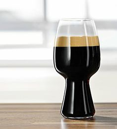 Expertly crafted, tested and approved, the New Spiegelau Stout glass accentuates the roasted malt, rich coffee and chocolate notes that define the Stout beer style while maintaining the functional design characteristics Spiegelau beer glassware has become known for. The Spiegelau Beer Classics Stout glass is available to purchase now via the Riedel UK Webstore.