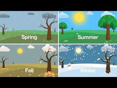 These Weather and Seasons songs will go great with a theme on Weather in your preschool, Pre-K, or Kindergarten classroom.