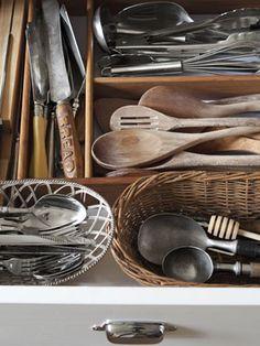 old kitchen wares