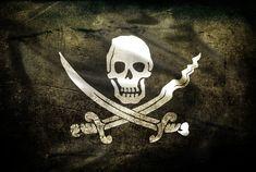 pirate flag, bandera pirata, history, historia, jack rackham