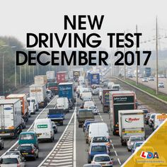 Driving Test, Need To Know, Shake, December, Corner, News, Smoothie