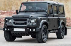 Land Rover Defender modificado pela Chelsea Truck Company