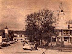 1959 Carroll County, My Old Kentucky Home, Street View, History, Historia, History Books