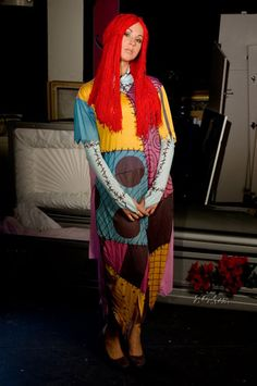 38 Best Sally Costume Images On Pinterest Halloween Decorating